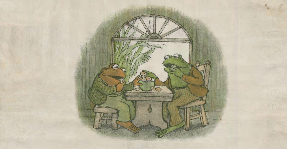 Frog and Toad Discussion