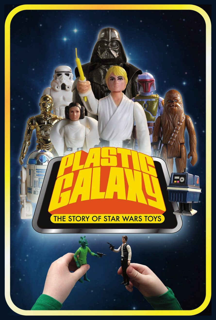 Star Wars Day: Plastic Galaxy