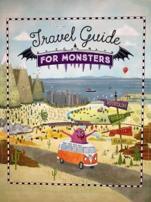 Parent and Child Book Club: Travel Guide for Monsters