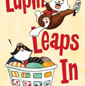 3rd – 5th Grade Graphic Novel Club: Lupin Leaps In!