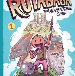 3rd – 5th Grade Graphic Novel Club: Rutabaga: The Adventure Chef