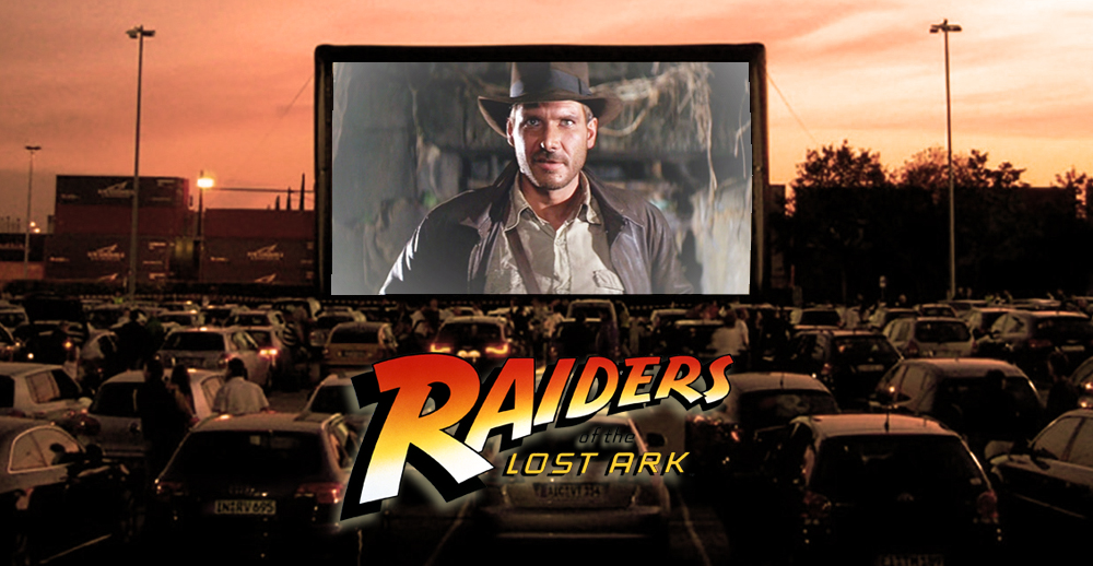 Movie in the Parking Lot: Raiders of the Lost Ark