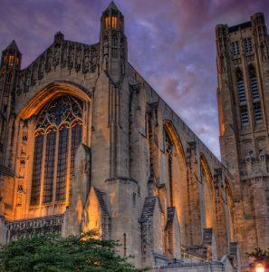 Virtual Bus Trip: Rockefeller Chapel