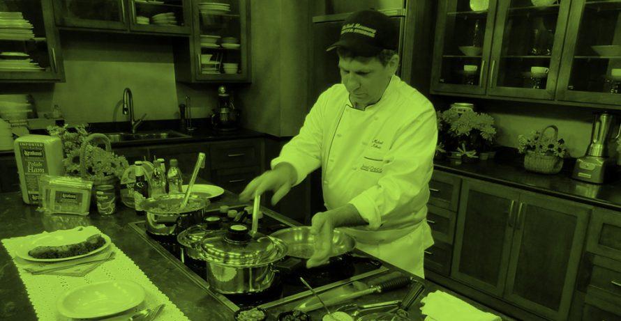 Virtual Cooking with Chef Michael Niksic: Jambalaya