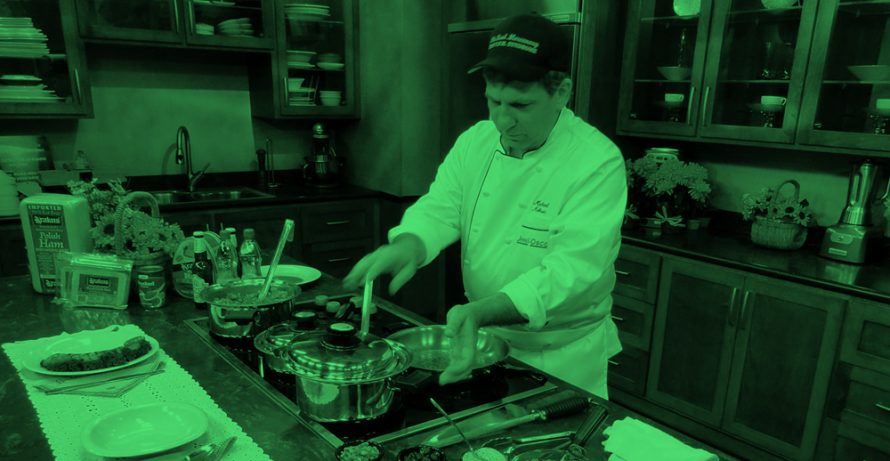 Virtual Cooking with Chef Michael Niksic: Salad Dressings