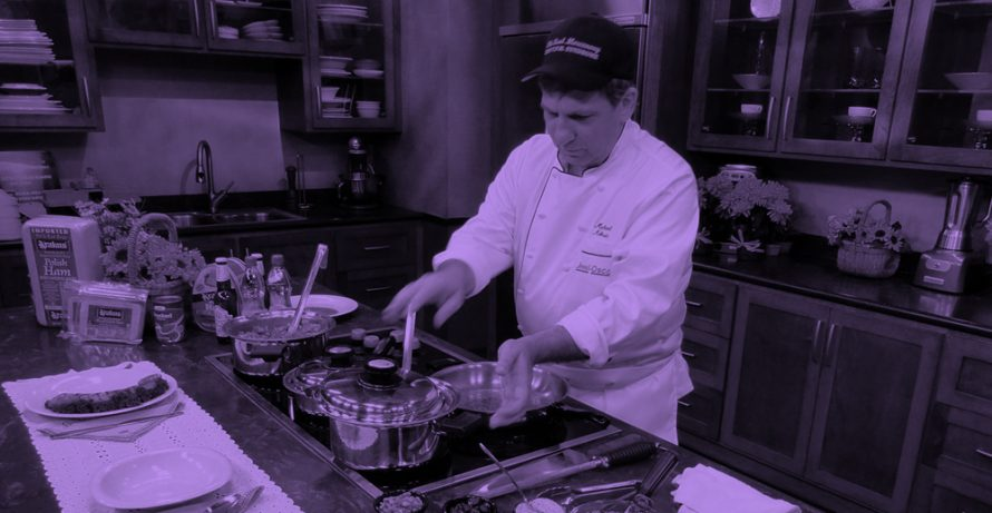 Virtual Cooking with Chef Michael Niksic: Exotic Sorbets