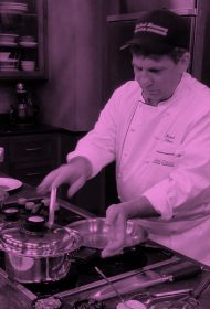 Virtual Cooking with Chef Michael Niksic: Tomato Bisque