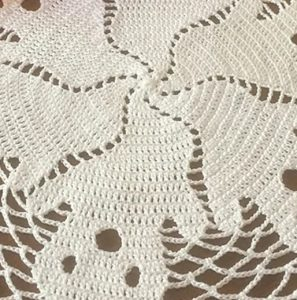 Crochet a Seasonal Doily