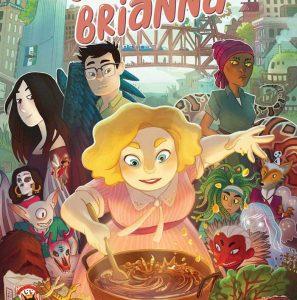 3rd – 5th Grade Graphic Novel Club: Brave Chef Brianna
