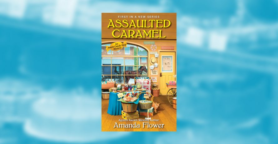 Sweet Treats – Mystery Book Club: Assaulted Caramel