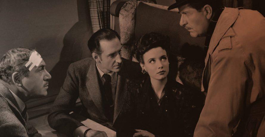 Sherlock Film Series: Pursuit to Algiers