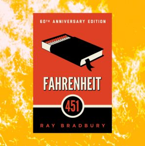 Classics Book Discussion: Fahrenheit 451