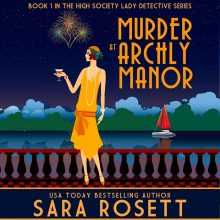 Hoopla Bonus Borrow: Murder At Archly Manor