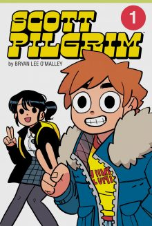 Hoopla Bonus Borrow: Scott Pilgrim Color Collection