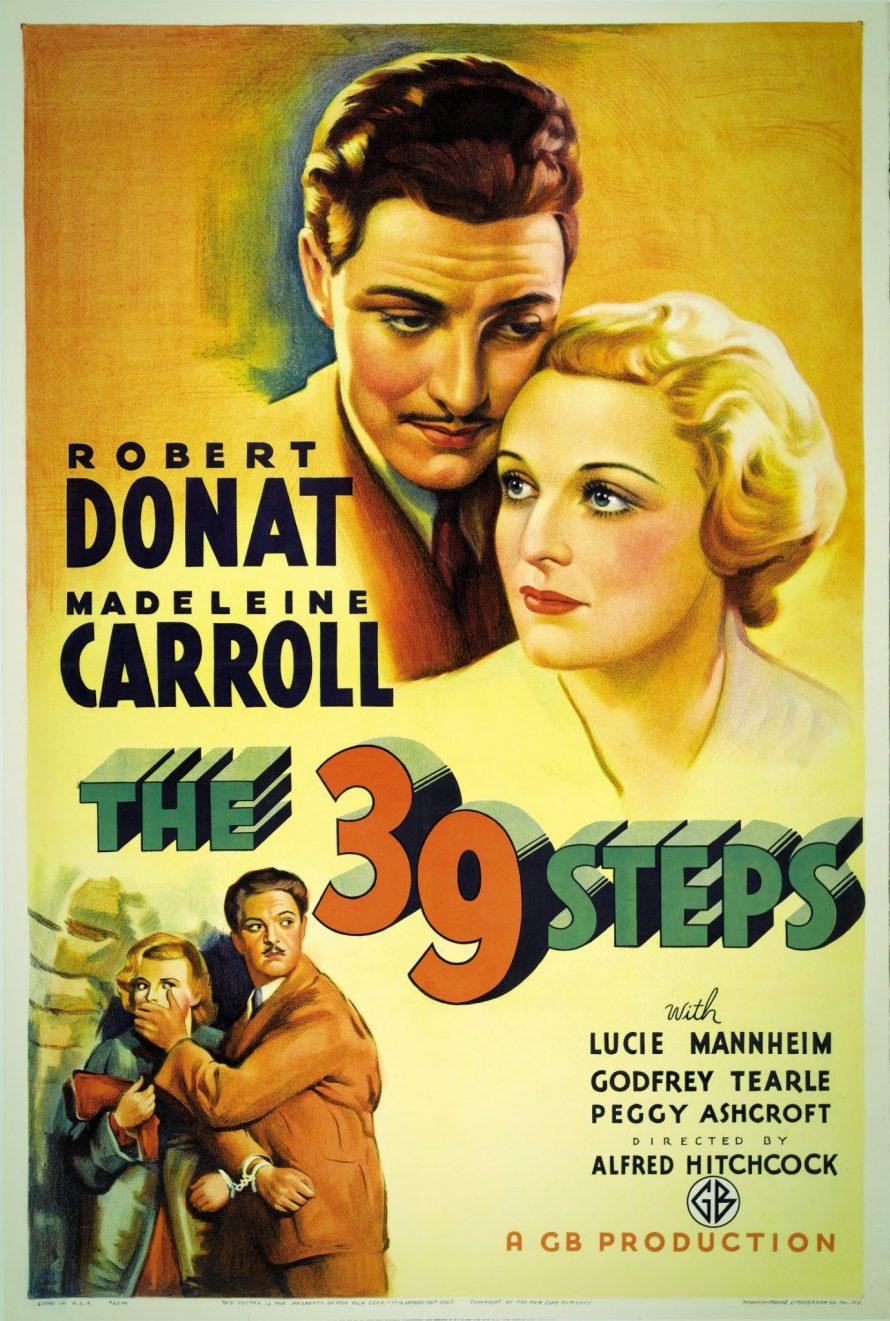 Hoopla Bonus Borrow: The The 39 Steps