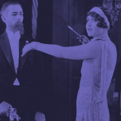 Facebook Movie Night: The Pleasure Garden