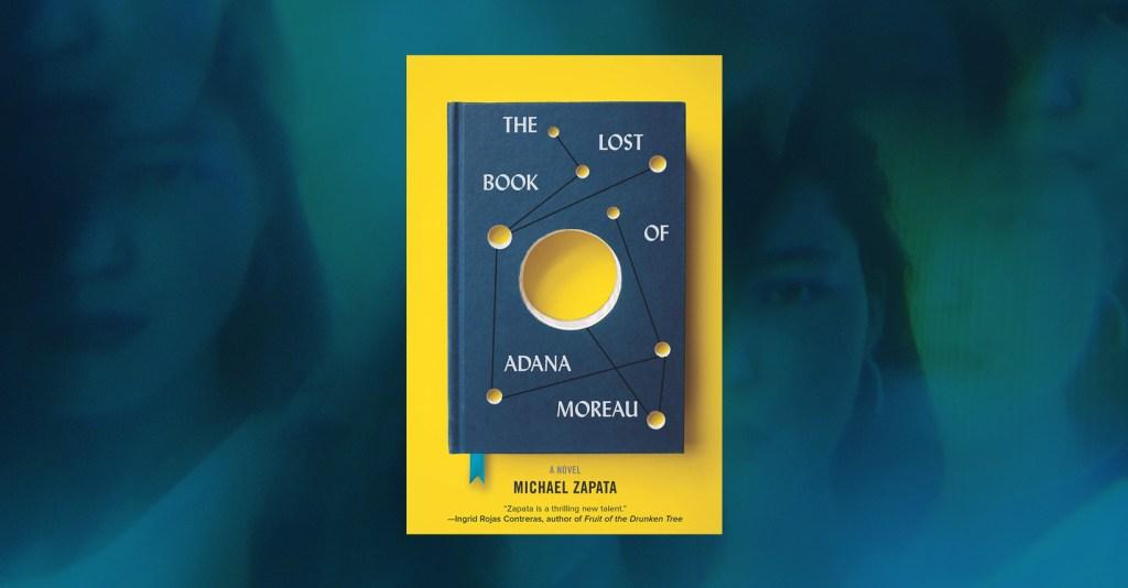 Facebook Book Club: The Lost Book of Adana Moreau