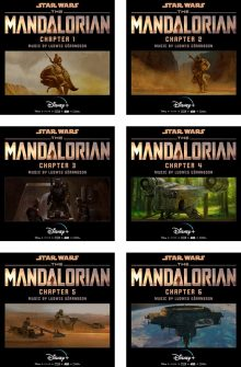 Ludwig Goransson and the  Mandalorian