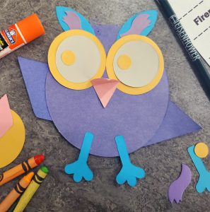 Owl Books & Craft