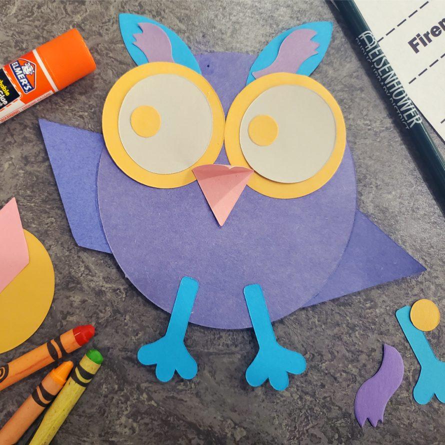 Owl Books & Craft