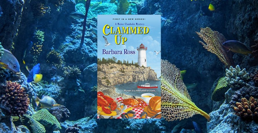 Cozy Mystery Book Club: Clammed Up