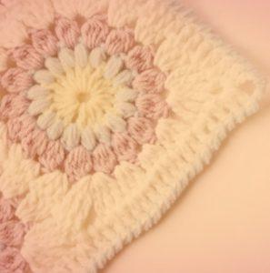Crochet-a-Long: Sunburst Granny Square Bag