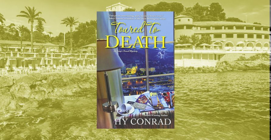 Cozy Mystery Book Club: Toured to Death