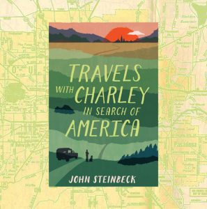 Adult Book Discussion: Travels with Charley