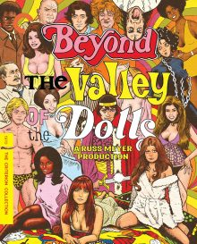 Criterion Collection: Beyond the Valley of the Dolls