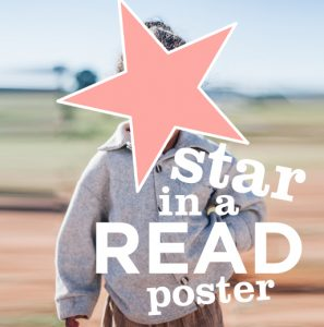 Star in a READ Poster
