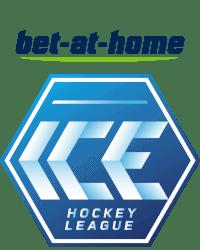 Logo ICE - Ice Hockey League