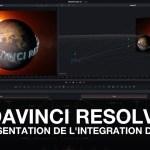 DAVINCI RESOLVE 15のFusionを使った作例が凄い。