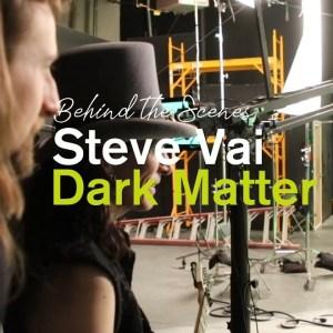 スティーヴ・ヴァイの「Dark Matter」制作の舞台裏。Davinci Resolveにて編集