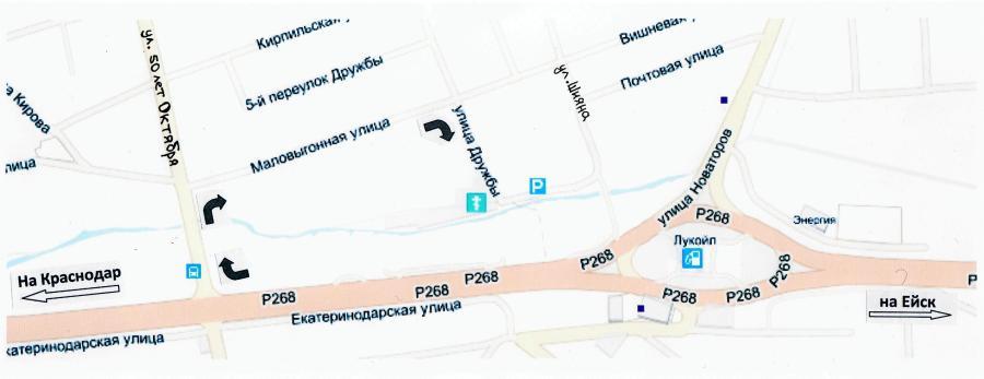 Свято-Духов мужской монастырь в г. Тимашевск