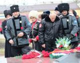 В Каневской стартовал месячник оборонно-массовой и военно-патриотической работы