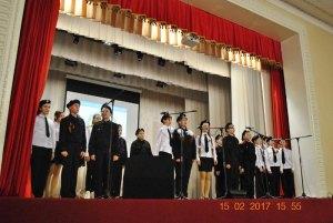В СДК станицы Бриньковской состоялся вечер православной молодёжи