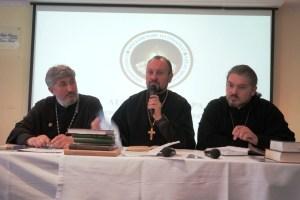 Руководитель миссионерского отдела Ейской и Тимашевской епархии принял участие в конференции «Миссия в инославной среде»