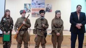 В городской школе Приморско-Ахтарска изучают исторические личности нашей страны