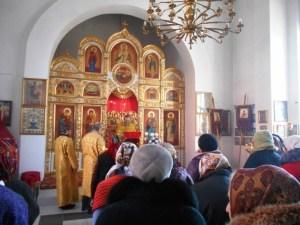 Акция «За жизнь» прошла в храме Святых Новомучеников и исповедников Церкви Русской г. Приморско-Ахтарска