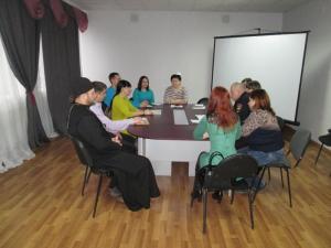 Круглый стол по профилактике терроризма и экстремизма в молодежной среде прошел в Староминском районе
