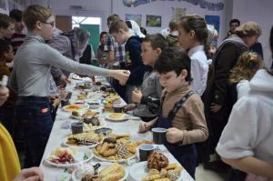 Прощёное воскресенье в духовно-просветительском центре г.Тимашевска