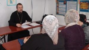 В Приморско-Ахтарском благочинии проведены собрания духовенства и помощников благочинного