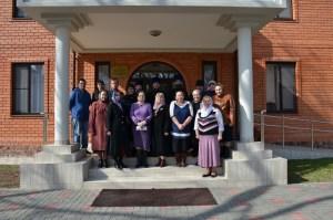 Состоялся семинар для штатных и внештатных сотрудников по взаимодействию со СМИ и телевидением Ейской епархии