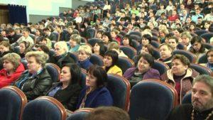 В станице Брюховецкой состоялась конференция «Кубанский Афон»