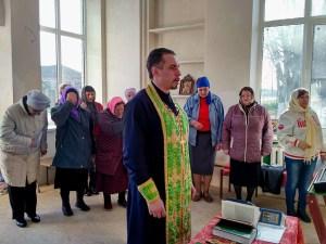 Жители станицы Придорожной попросили помощи блаженной Матроны Московской в благоустройстве молитвенной комнаты