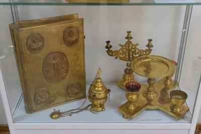 В церковно-историческом кабинете Ейской епархии 19 - 20 мая пройдёт «Ночь музеев»