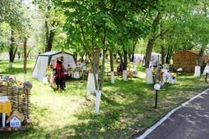 В Кущевском районе прошел межрайонный фестиваль-конкурс «Казачья застава»