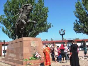 В  городе Ейске широко отмечается 235-летие основателя города – князя Михаила Семёновича Воронцова