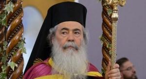 Патриарх Иерусалимский осудил действия, направленные против приходов канонической Православной Церкви на Украине