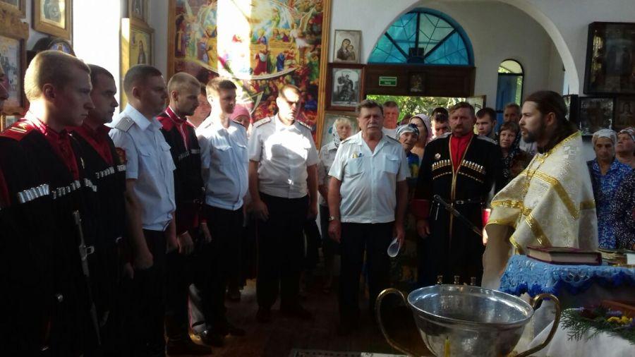 Престольный праздник станицы Куликовской